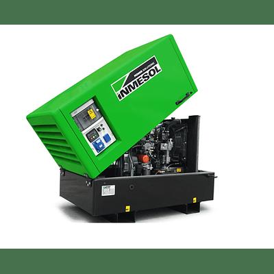 Generador Industrial Basculante Monofásico 7 KVA Diesel