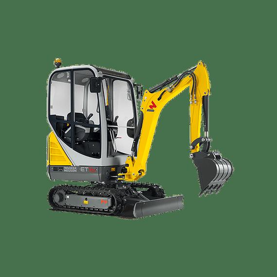 Mini Excavadoras Sobre Orugas Modelo: ET16 - Image 1