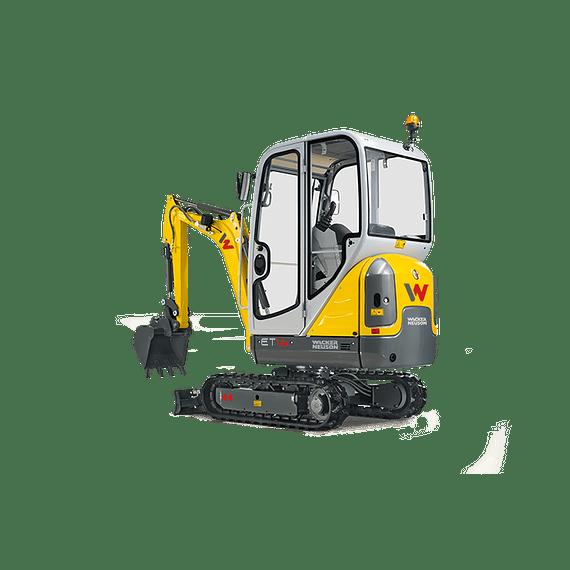 Mini Excavadoras Sobre Orugas Modelo: ET16 - Image 2