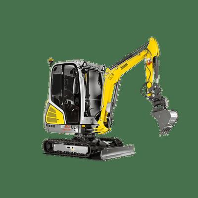 Mini Excavadora Sobre Orugas Modelo: ET20