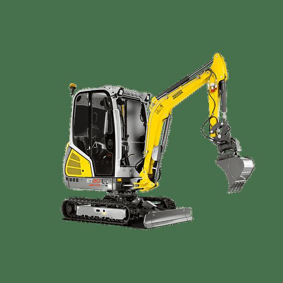 Mini Excavadora Sobre Orugas Modelo: ET20- Image 1