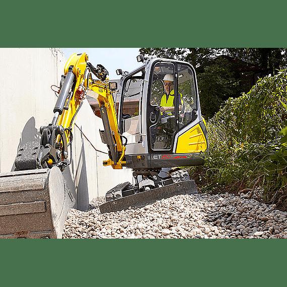 Mini Excavadora Sobre Orugas Modelo: ET20- Image 2