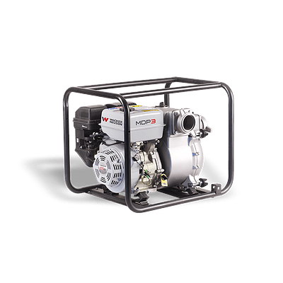 Motobomba Aguas Sucias Modelo MDP3  3 X 3 (TRASCH)