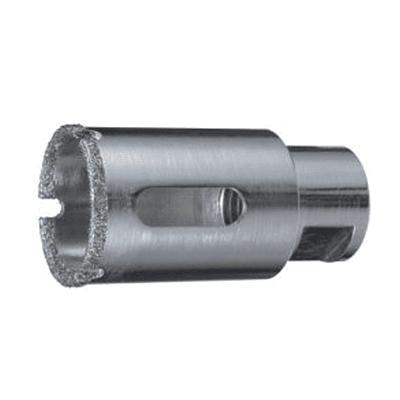 Broca Copa Diamantada 30 mm. Para perforaciones en Marmol (M14) Makita