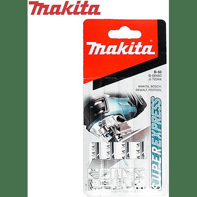 Hoja De Calar B-50 Super Express Makita