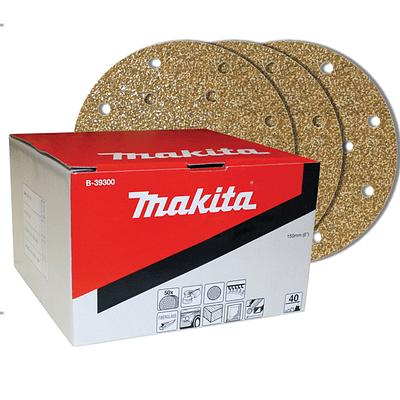 Lija Multiproposito Makita Grano 80 150mm Bo6030/6040