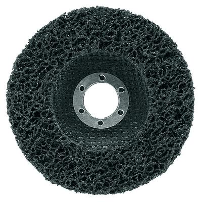 Disco Limpiador Fibra Negro 115mm Makita
