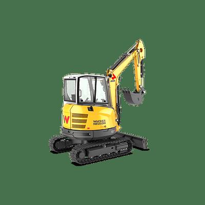 Mini-Excavadoras Sobre Orugas Wacker Neuson Mod: EZ36