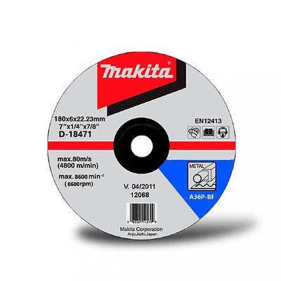 Disco Desbaste Metal 7