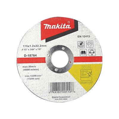 Disco Corte Acero Inoxidable 4-1/2