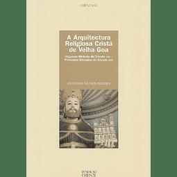 Arquitetura Religiosa Cristã e Velha Goa