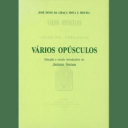 VÁRIOS OPÚSCULOS