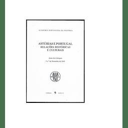 ASTÚRIAS E PORTUGAL: RELAÇÕES HISTÓRICAS E CULTURAIS.