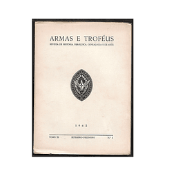 II SÉRIE – TOMO III – SETEMBRO-DEZEMBRO. Nos 3 – 1962
