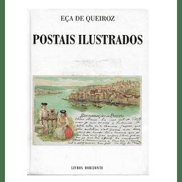Eça de Queiroz: Postais Ilustrados para sua Mulher e Filho