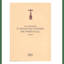 O FRANCISCANISMO EM PORTUGAL