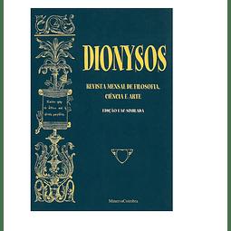 DIONYSOS: Revista Mensal de Filosofia, Ciência e Arte