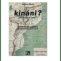 Crónica de Guerra Moçambique 1917-1918.