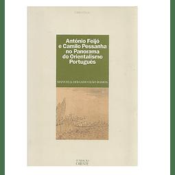 António Feijó e Camilo Pessanha  no Panorama do Orientalismo Português