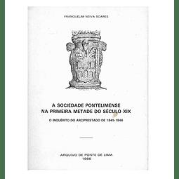 A Sociedade Pontelimense na  primeira metade do século XIX
