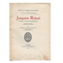 JOAQUIM RAFAEL. PINTOR E ESCULTOR PORTUENSE