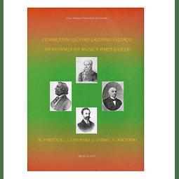 Lembrando quatro grandes figuras  da história da musica portuguesa.