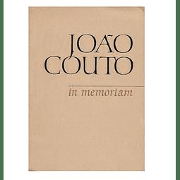 JOÃO COUTO, IN MEMORIAM.