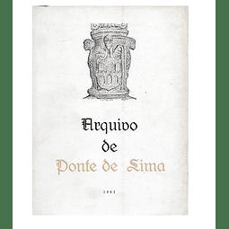 Arquivo de Ponte de Lima Volume IV de 1983