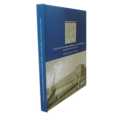 Catálogo das Obras Impressas no Estrangeiro nos séculos XVII e XVIII: