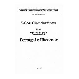 Selos Clandestinos tipo Ceres Portugal e Ultramar