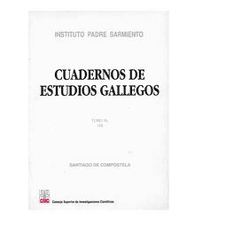 Cuadernos de Estudios Gallegos.