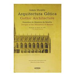 Arquitectura Gótica. Desenhos do Mosteiro da Batalha.