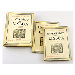 Inventário de Lisboa. Fascículo 1 (a fascículo 12).