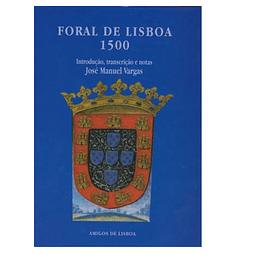 FORAL DE LISBOA 1500.