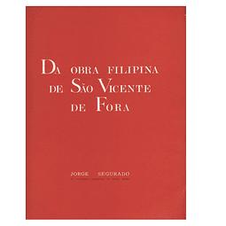 Da obra Filipina de São Vicente de Fora