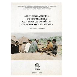 Jogos de Quadrícula do Tipo Mancala, com especial incidência nos praticados em Angola