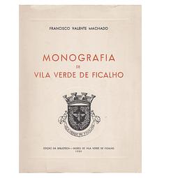 Monografia de Vila Verde de Ficalho.