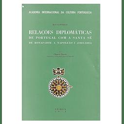 RELAÇÕES DIPLOMÁTICAS DE PORTUGAL COM A SANTA SÉ: