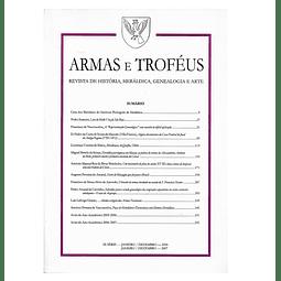 ARMAS E TROFÉUS - 2006-2007