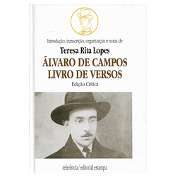 Álvaro de Campos - LIVRO DE VERSOS.