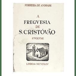 A FREGUESIA DE S. CRISTOVÃO