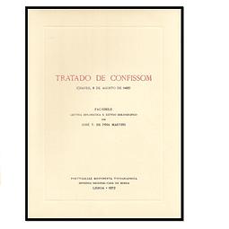 TRATADO DE CONFISSOM. (Chaves, 8 de Agosto de 1489)