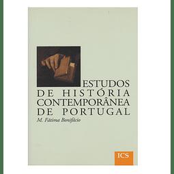 Estudos de História Contemporânea de Portugal.