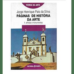 Páginas de História da Arte - 2 Vols