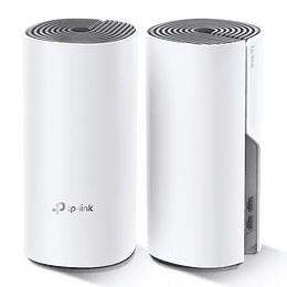 Deco E4(2-pack) | Wi-Fi AC1200