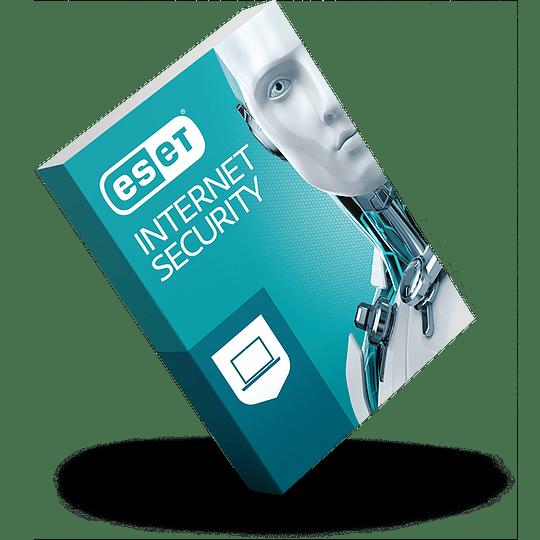 Eset Internet Security (5PCs)