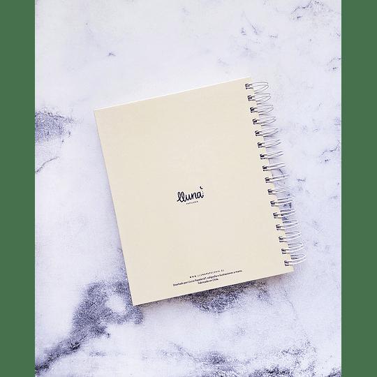 Cuaderno puntos Amarillo