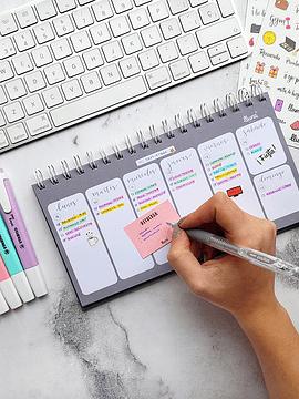 Planificador Semanal Mini