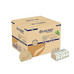 Servilletas Interdoblada Strong 216 TI / Econatural Caja de 40 Paquetes de 150 Servilletas c/u.