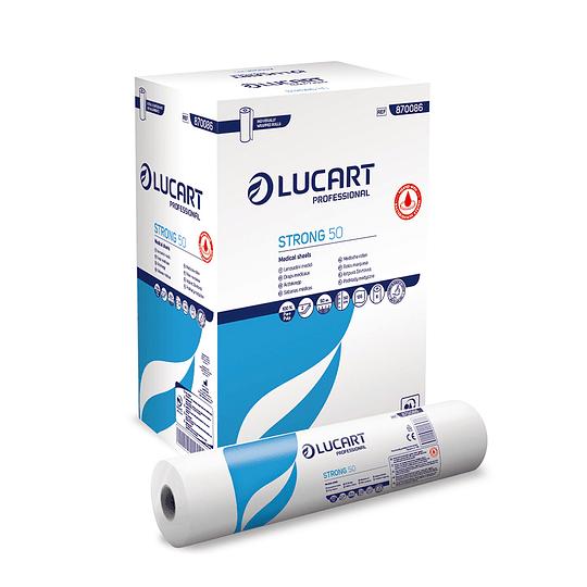 Sabanilla Medica Lucart Strong Joint Ce Caja de 6 Rollos X 50 MTS C/U.